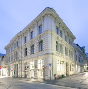 Bürgerhaus Königstraße 58 in der Lübecker Altstadt.